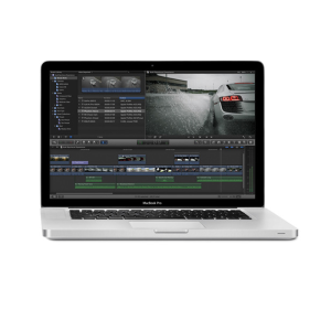 MacBook Pro 15-inch, 2,8 GHz Intel Core i7, 8GB, 500GB, Product leeftijd 88 maanden
