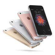 iPhone SE, 64GB, Space Gray, Product leeftijd 6 maanden