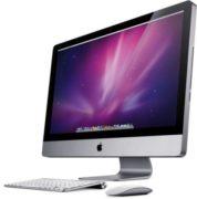 iMac 27-inch, 2,7GHz Intel Quad-Core i5, 4GB, 1TB HDD, Product leeftijd 65 maanden