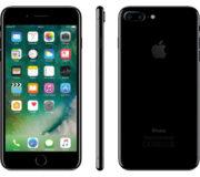 iPhone 7plus, 128GB, Jet Black, Product leeftijd 4 maanden