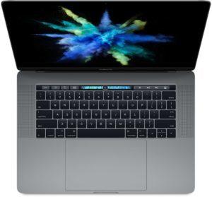 MacBook Pro (15-inch 2016), 2,7 GHz Intel Quad-Core i7, 16GB, 512GB SSD, Product leeftijd 7 maanden