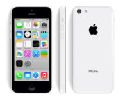 iPhone 5c, 8GB, White, Product leeftijd 29 maanden