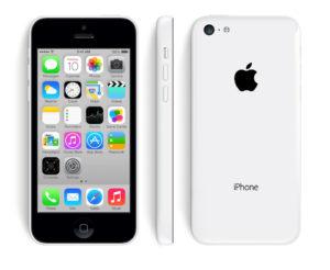 iPhone 5c, 8 GB, White, Product leeftijd 32 maanden