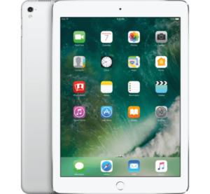 iPad Pro 9.7-inch (Wi-Fi), 128 GB, Silver, Product leeftijd 14 maanden