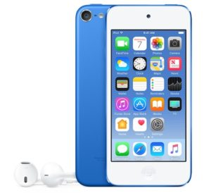 iPod touch (6th generation), 32GB, Blue, Product leeftijd	 5 maanden