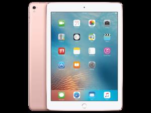 iPad Pro 9.7-inch (Wi-Fi), 128GB, Rose gold, Product leeftijd 7 maanden