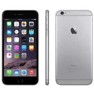 iPhone 6plus, 64GB, Space grey, Product leeftijd 39 maanden