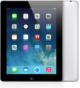 iPad 4th gen (Wi-Fi), 32GB, Black