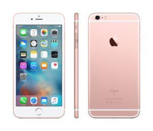 iPhone 6s Plus, 16gb, Rose Gold, Product leeftijd 31 maanden