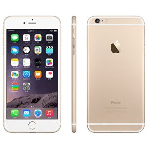 iPhone 6Splus, 64GB, Gold
