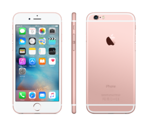 iPhone 6S, 64gb, Rose Gold