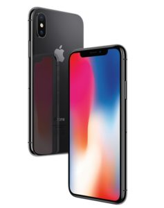 iPhone X 256GB, 256 GB, Space Gray