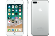 iPhone 7 Plus 256GB, 128 GB, Silver