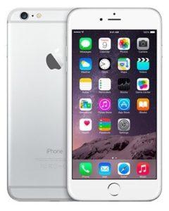 iPhone 6 Plus 16GB, 16 GB, Silver