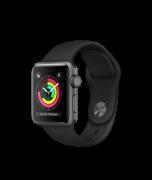 Watch Series 3 (42mm), Black Nike