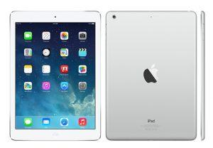 iPad Air Wi-Fi 32GB, 16GB, Silver
