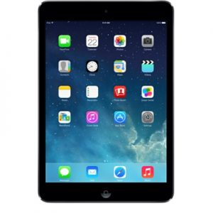 iPad mini Wi-Fi 16GB, 16 GB, Gray