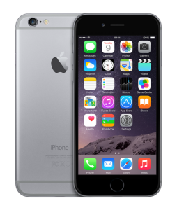 iPhone 6 16GB, 16GB, Gray