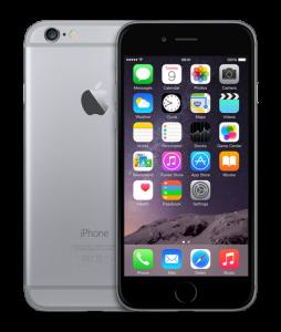iPhone 6 16GB, 16GB, Gray