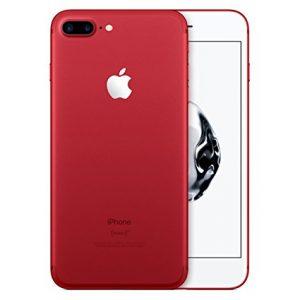 iPhone 7 Plus 256GB, 256 GB, RED