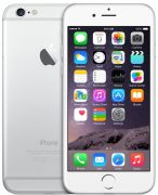 iPhone 6 16GB, 16 GB, Silver