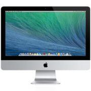 "iMac 21.5"" Late 2013 (Intel Quad-Core i5 2.7 GHz 8 GB RAM 1 TB HDD), Intel Quad-Core i5 2.7 GHz (Turbo Boost 3.2 GHz), 8GB  , 1 TB HDD"