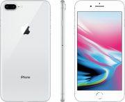 iPhone 8 Plus 64GB, 64GB, Silver