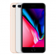 iPhone 8 Plus 256GB, 256 GB, Space Gray