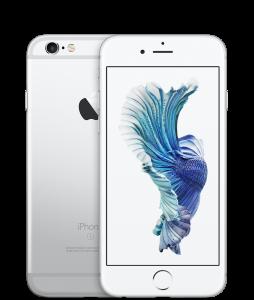iPhone 6S 64GB, 64 GB, Silver