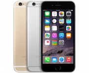 iPhone 6 64GB, 64 GB, SILVER