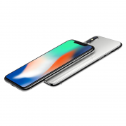iPhone X 256GB, 256GB, Silver
