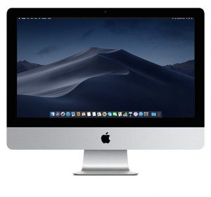 "iMac 21.5"" Mid 2017 (Intel Core i5 2.3 GHz 8 GB RAM 1 TB HDD), Intel Core i5 2.3 GHz, 8 GB RAM, 1 TB HDD"