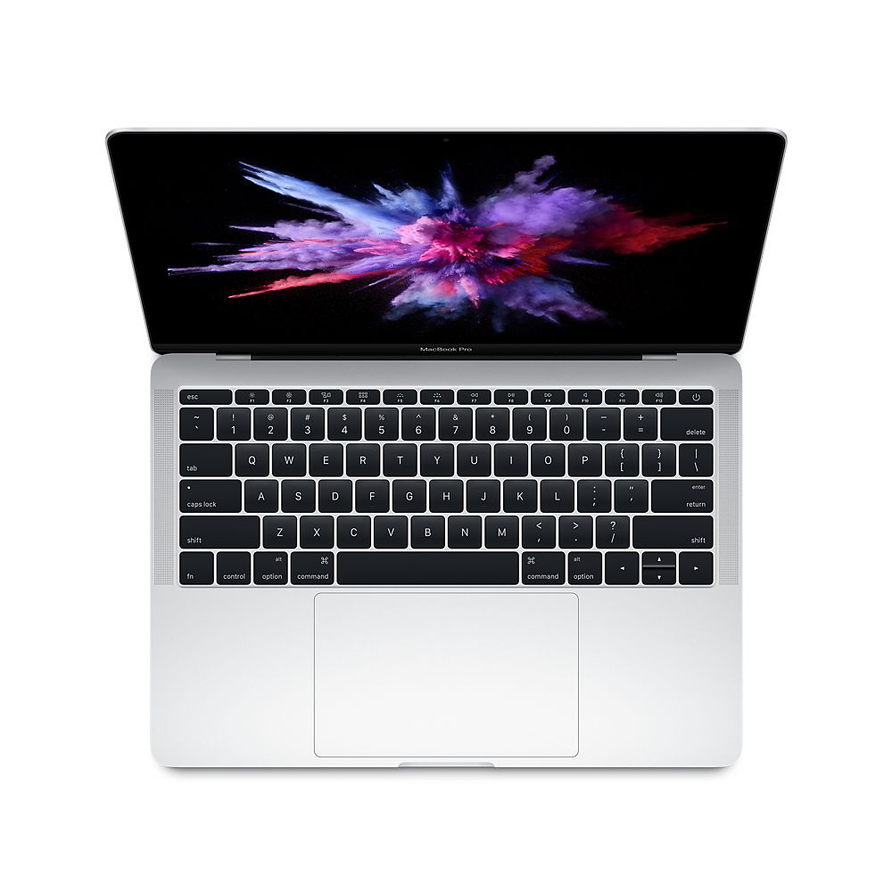 "MacBook Pro 13"" 2TBT Mid 2017 (Intel Core i5 2.3 GHz 8 GB RAM 128 GB SSD), Silver, Intel Core i5 2.3 GHz, 8 GB RAM, 128 GB SSD"