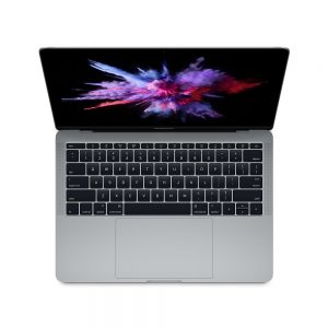 """MacBook Pro 13"""" 2TBT Mid 2017 (Intel Core i5 2.3 GHz 16 GB RAM 512 GB SSD), Space Gray, Intel Core i5 2.3 GHz, 16 GB RAM, 512 GB SSD"""