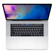 "MacBook Pro 15"" Touch Bar Mid 2018 (Intel 6-Core i7 2.2 GHz 16 GB RAM 256 GB SSD), Silver, Intel 6-Core i7 2.2 GHz, 16 GB RAM, 256 GB SSD"