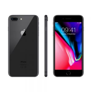 iPhone 8 Plus 256GB, 256GB, Space Gray