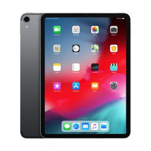 "iPad Pro 11"" Wi-Fi + Cellular 256GB, 256GB, Space Gray"