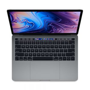 "MacBook Pro 13"" 4TBT Mid 2019 (Intel Quad-Core i5 2.4 GHz 8 GB RAM 256 GB SSD), Space Gray, Intel Quad-Core i5 2.4 GHz, 8 GB RAM, 256 GB SSD"
