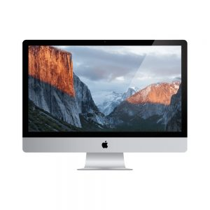 "iMac 21.5"" Late 2015 (Intel Core i5 1.6 GHz 8 GB RAM 1 TB HDD), Intel Core i5 1.6 GHz, 8 GB RAM, 1 TB HDD"
