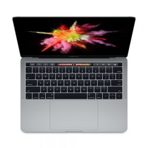 "MacBook Pro 13"" 4TBT Late 2016 (Intel Core i5 2.9 GHz 8 GB RAM 512 GB SSD), Space Gray, Intel Core i5 2.9 GHz, 8 GB RAM, 512 GB SSD"