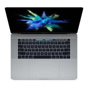 "MacBook Pro 15"" Touch Bar Late 2016 (Intel Quad-Core i7 2.7 GHz 16 GB RAM 256 GB SSD), Space Gray, Intel Quad-Core i7 2.7 GHz, 16 GB RAM, 256 GB SSD"