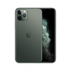 iPhone 11 Pro 256GB, 256GB, Midnight Green