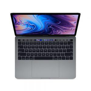 """MacBook Pro 13"""" 4TBT Mid 2018 (Intel Quad-Core i7 2.7 GHz 16 GB RAM 256 GB SSD), Space Gray, Intel Quad-Core i7 2.7 GHz, 16 GB RAM, 256 GB SSD"""