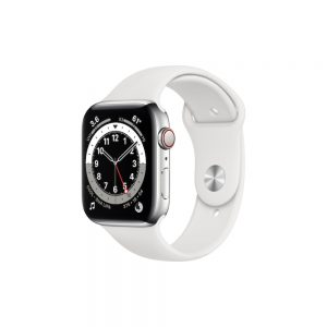 Watch Series 6 Aluminum Cellular (40mm), Space Gray