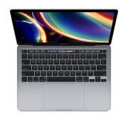 """MacBook Pro 13"""" 4TBT Mid 2020 (Intel Quad-Core i5 2.0 GHz 16 GB RAM 512 GB SSD), Space Gray, Intel Quad-Core i5 2.0 GHz, 16 GB RAM, 512 GB SSD"""