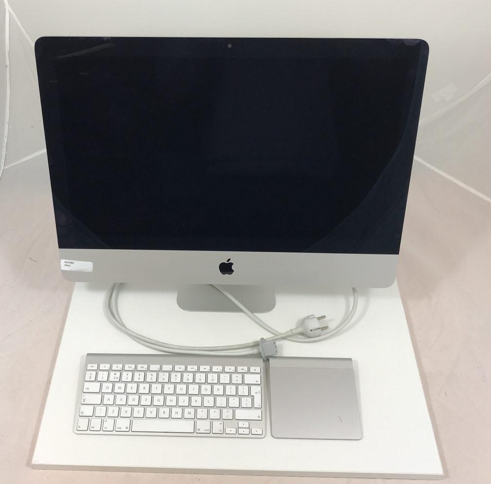 iMac 21.5-inch, 2.7 GHz Intel Quad-Core i5, 8GB, 1TB HDD, Afbeelding 1