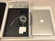 MacBook Pro 13-inch, 2,5 GHz Intel Dual-Core i5, 4GB, 500GB HDD