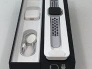 Apple Watch Series 3 42mm, Nike Sport Platina / Zwart , Product leeftijd 4 maanden, image 4
