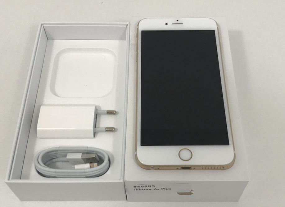 iPhone 6Splus, 64GB, Gold, Afbeelding 1