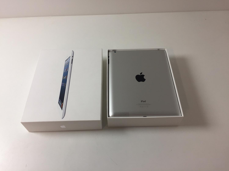 iPad 4 Wi-Fi 64GB, 64GB, White, Afbeelding 2